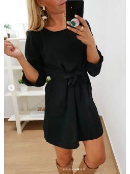 Vestido Lucía negro