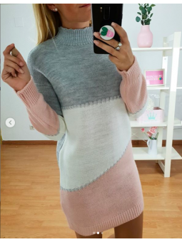 Vestido lana...