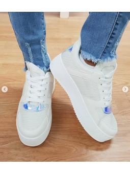 zapatillas White suela...
