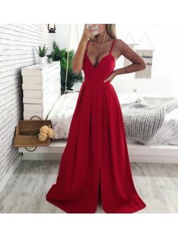 Vestido rojo Scarlett