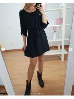 Vestido lucia Negro 1965