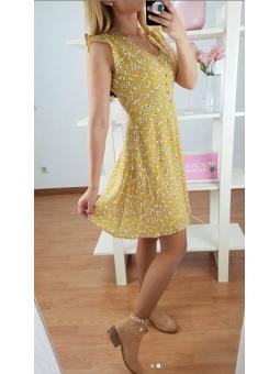Vestido Laura amarillo...