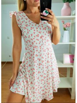 Vestido corto Laura ML-4732