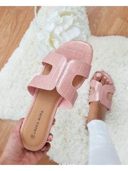 Sandalia Pink WL0691