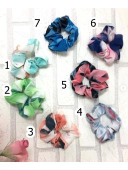 Coletero tie Dye circular
