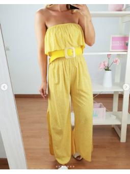 Mono largo amarillo mini...