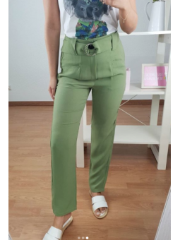 Pantalón Verde militar...