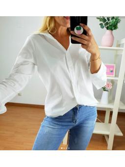 Camisa blanca Office (9812)