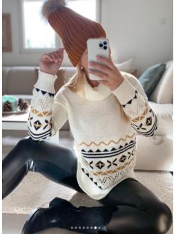 Suéter Winter Blanco