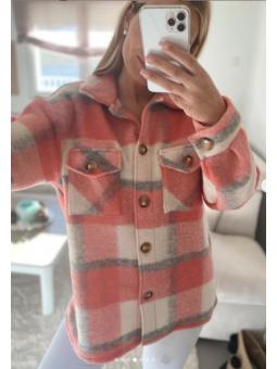 Sobre camisa Elisa tonos...