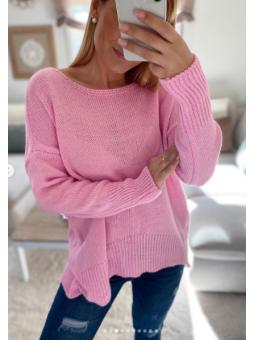 Suéter Julieta Chicle desigual