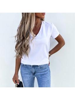Camiseta Capri blanca