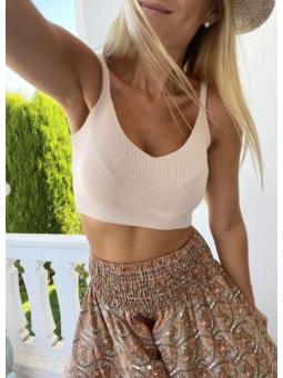 Top Erica Beige