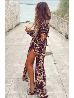 Vestido largo Bari