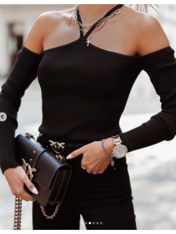 Camiseta Aitana Negro
