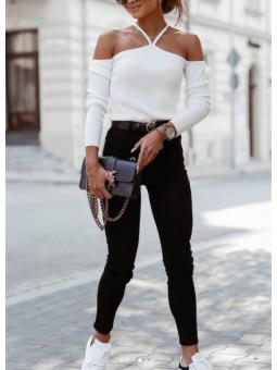 Camiseta Aitana Blanco