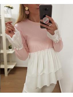 Suéter Córdoba rosa