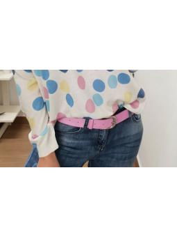 Cinturón lila