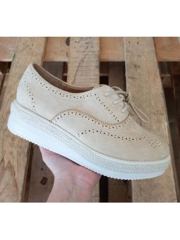 Zapato beige (Ref-8049)