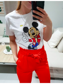 Camiseta Mickey moneda
