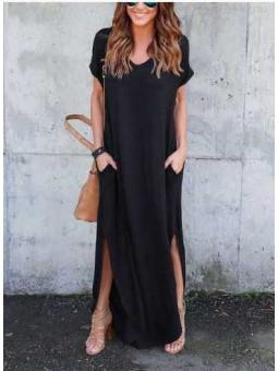 Vestido negro basic