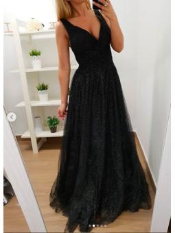 Vestido Grace negro