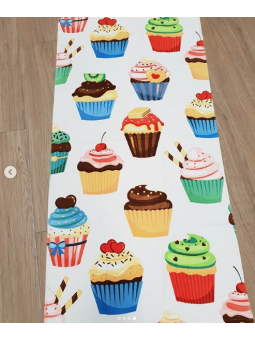 Toalla cupcake
